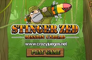 Jugar Stinger Zed
