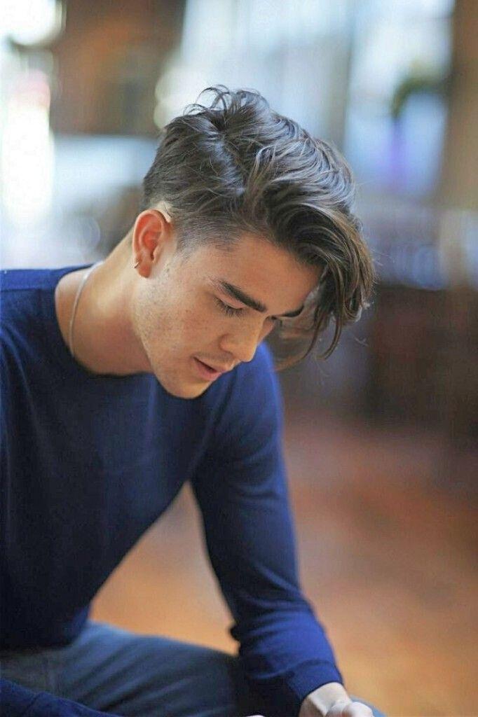 Peinados Flequillo Para Atras - Cómo peinarse para esconder el flequillo Bezzia