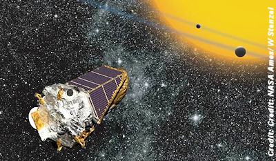 1,000th Alien Planet Discovered by NASA's Kepler Spacecraft