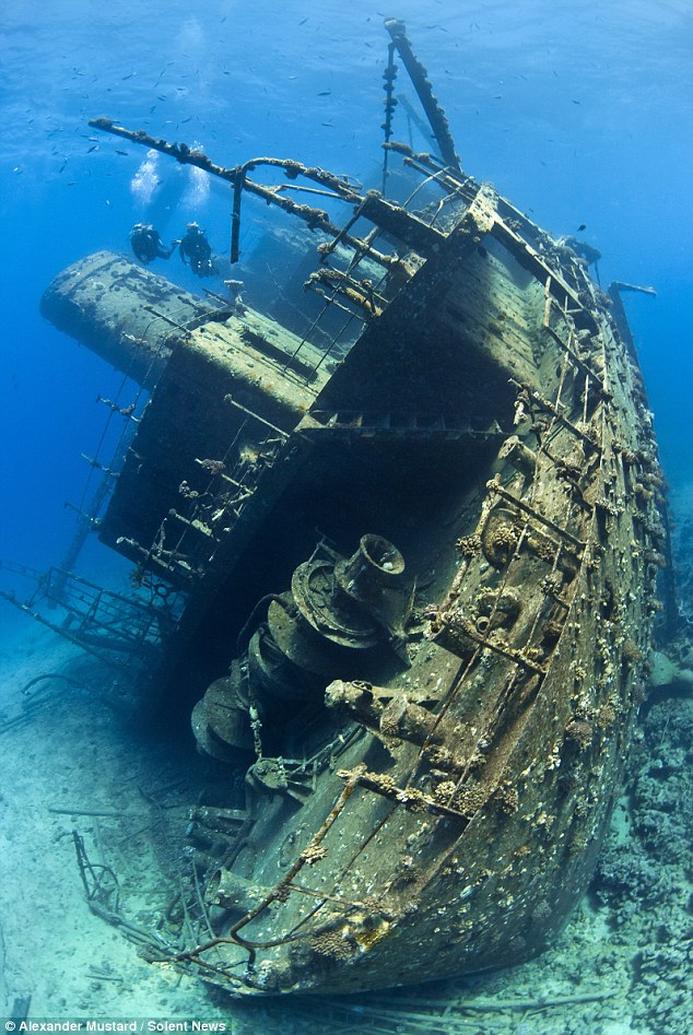 Scuba Diving Blog by Neutral Dive Gear: Rust in Peace
