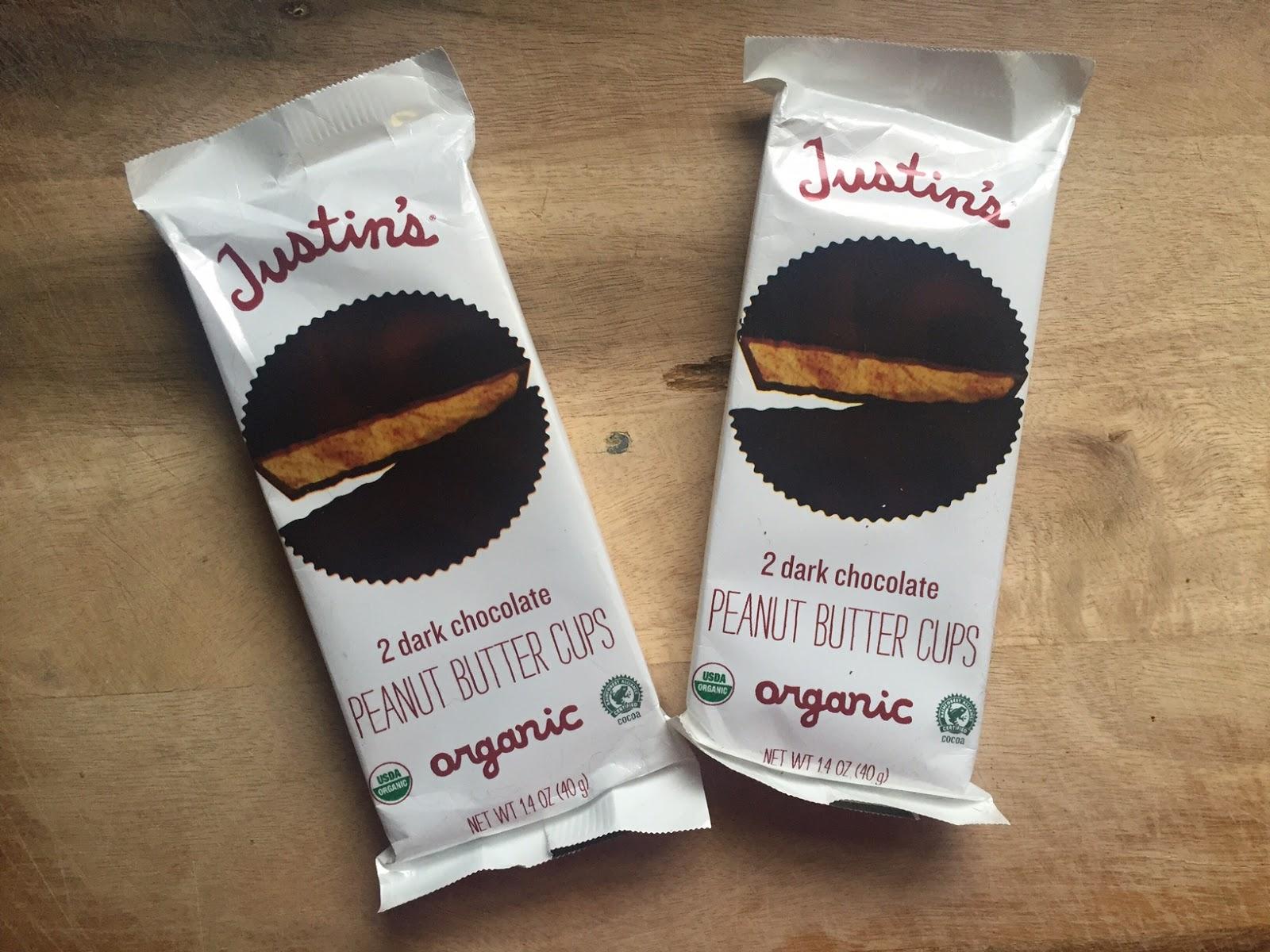 Vegan Crunk: Justin's Dark Chocolate Peanut Butter Cups Are Vegan!!