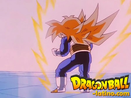 Dragon Ball Z capitulo 156