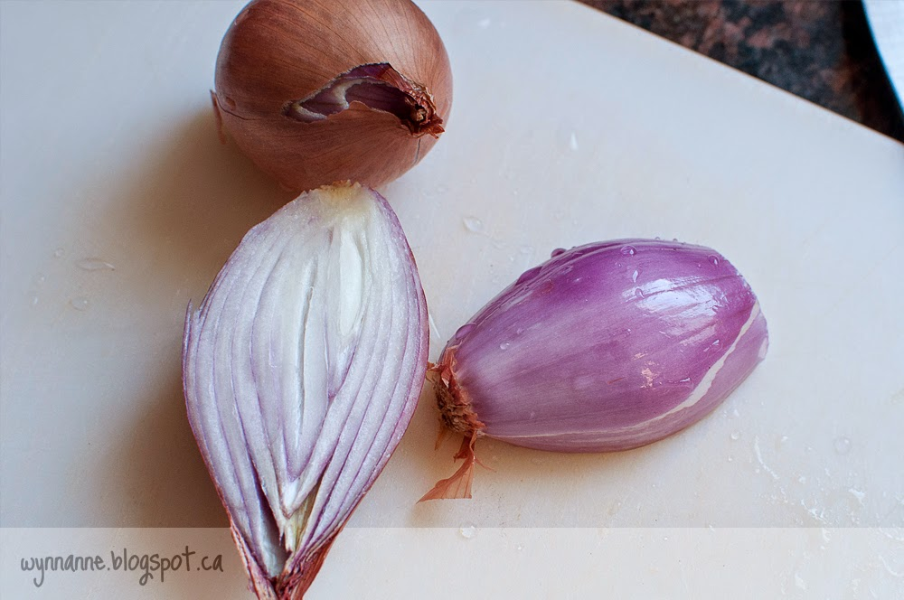 Shallots | Wynn Anne's Meanderings
