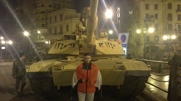 أحمد محمد طلعت - ثورة مصر