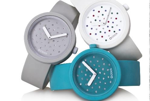 O bag orologio crystal