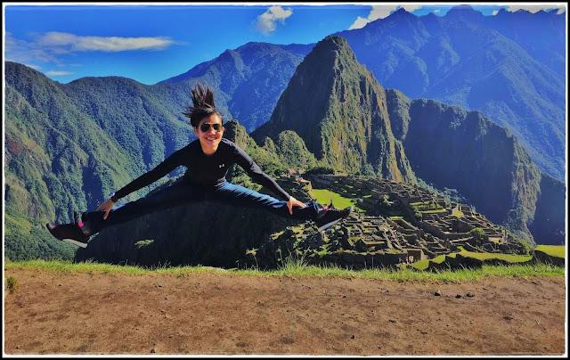 2015 - Machu Picchu