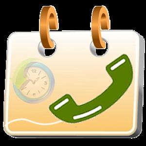 Call Log Calendar