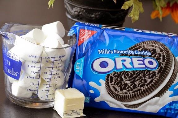 Resep Oreo Chewy Cookies Cream Mudah dan Sederhana