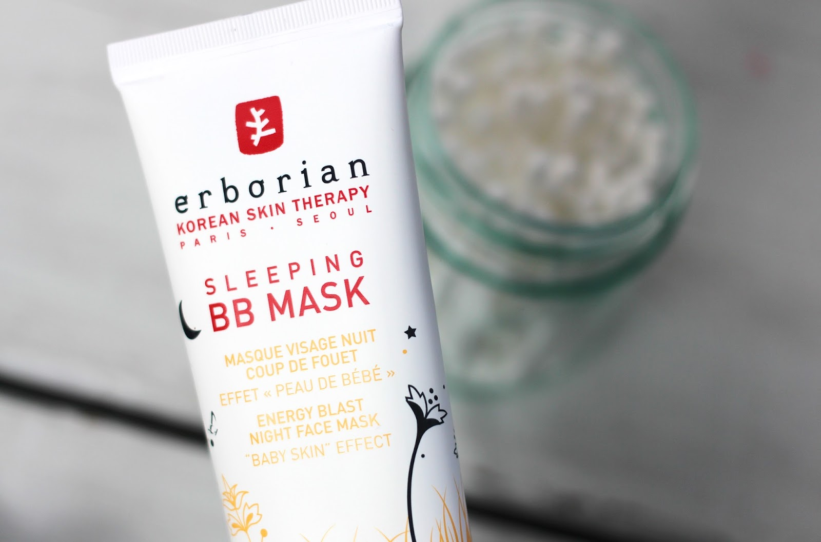 Beauty blogger reviews Korean skincare brand Erborian featuring Herbal Energy Cleanser, BB Sleeping Mask and High Definition Radiance CC Creme