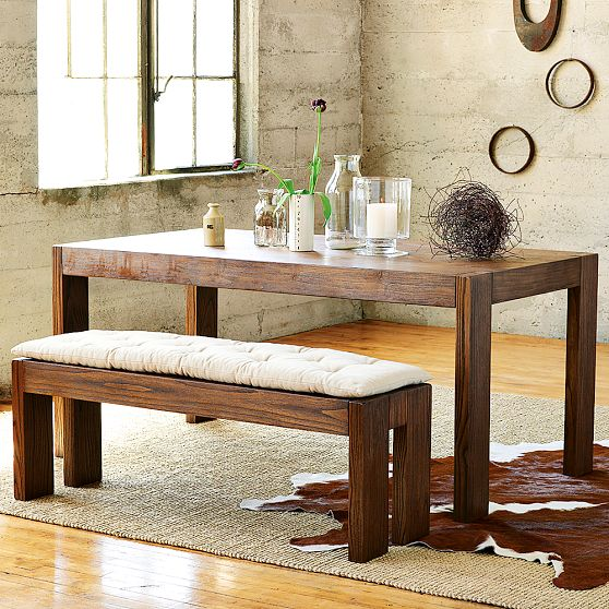 Ghetto Idealist: DIY Farmhouse Dining Table