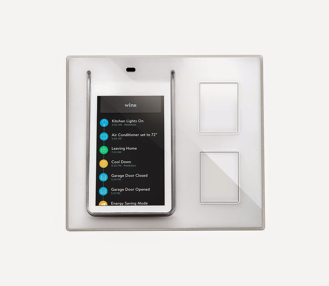 Homekit wall switch