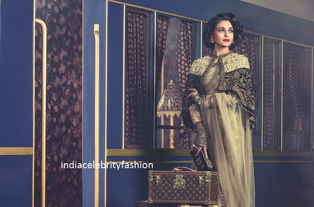 Aishwarya rai on Conde Nast Traveller Magazine Cover