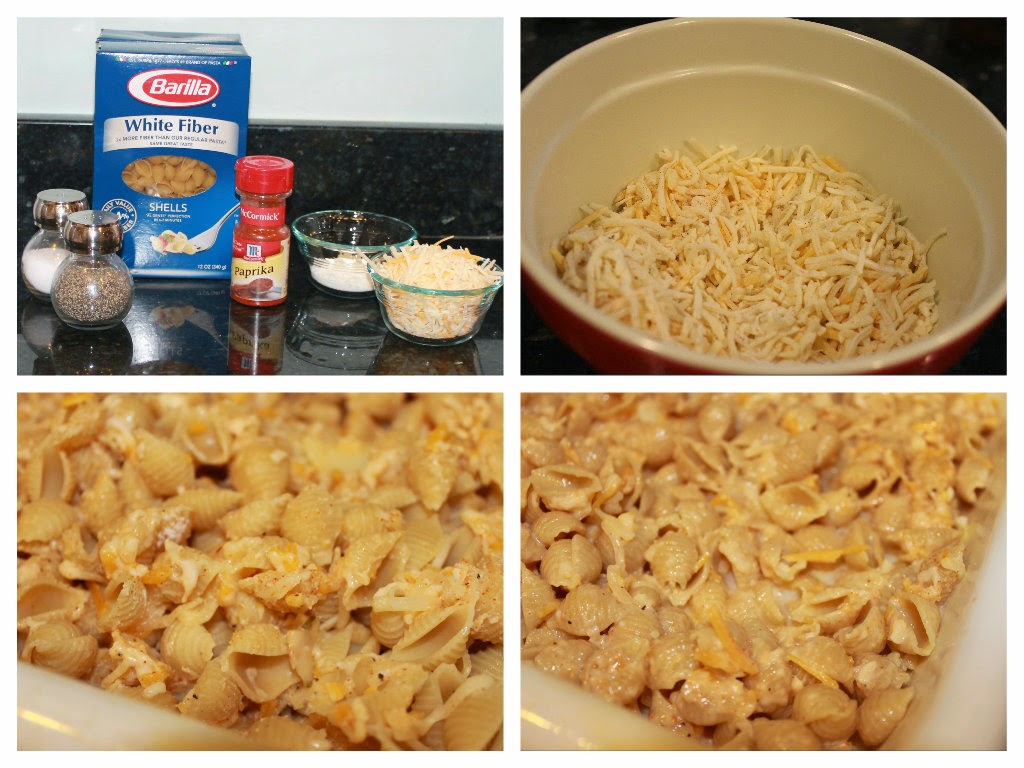 baked macaroni and cheese recipe mom