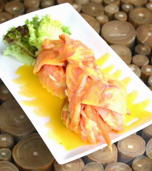 Eggs Benedict - RM18