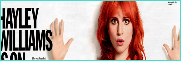 hayley williams paramore cosmo. paramore hayley williams 2011.