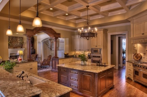 Elegant residences favorite kitchens for Elegant residences kitchens