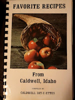 Favorite Recipes from Caldwell, Idaho