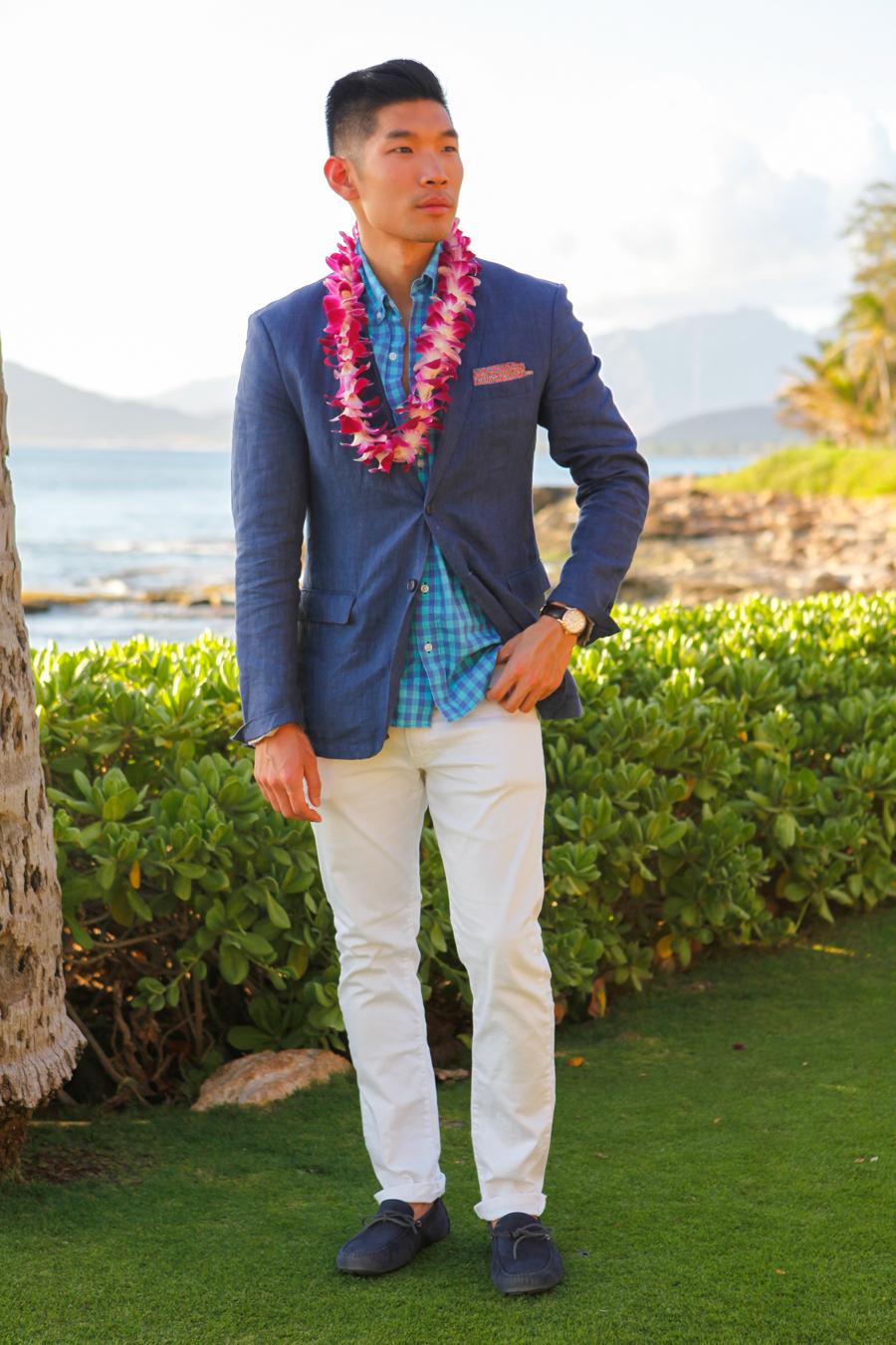 Levitate Style - Luau Oahu, Hawaii | Luau feat Hawaii Summer Style Dinner Outfit, Levitate Travel