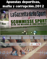 Apuestas deportivas, mafia y corrupción