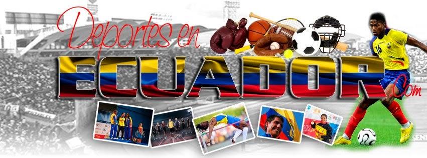Deportes en Ecuador