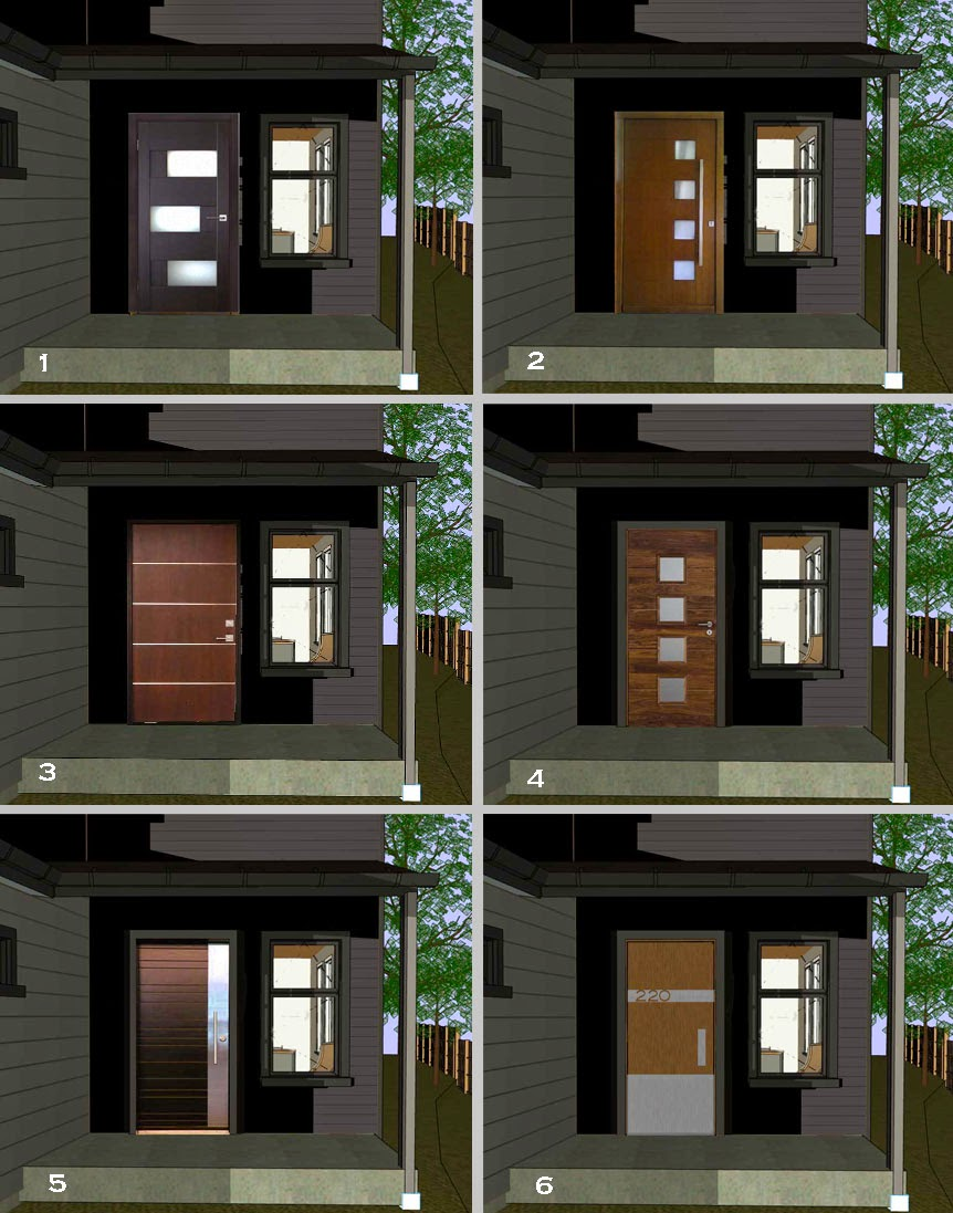 Details Of Home Front Door Options