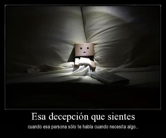 Poemas de decepcion amorosa - Literato.es