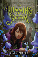 the humming room by ellen potter book cover