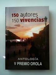Desde el V Premio Orola 2011 publicando en OROLA