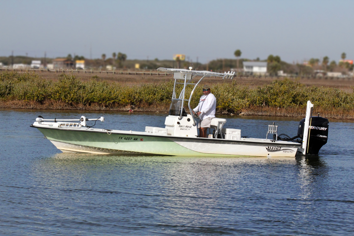 In the box guide service texas coast fishing guide for Port aransas fishing guides