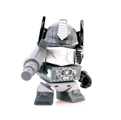 "Hastings Exclusive Transformers Dead Optimus Prime 5.5"" Mini Vinyl Figure by The Loyal Subjects"