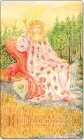 Empress, Aquatic Tarot, www.aquatictarot.de