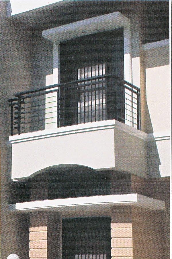 Gambar balkon,pintu minimalis
