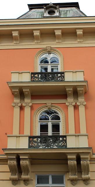 Praška 2 - Balkon