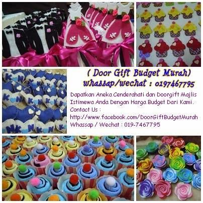 Door Gift Budget Murah