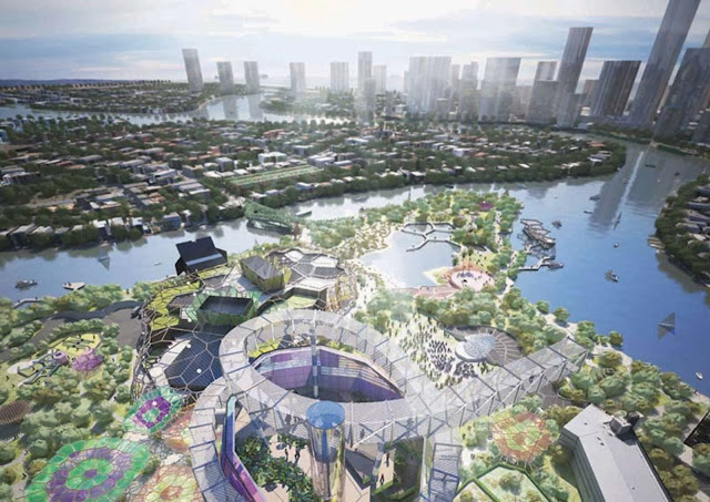 02-ARM-Architecture-wins-the-Gold-Coast-Cultural-Precinct-competition