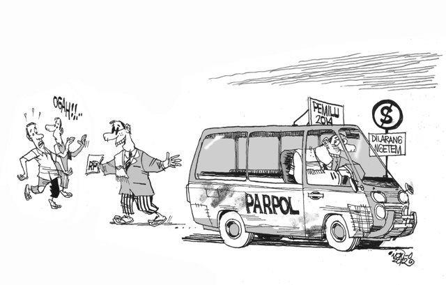 motif kekisruhan di negeri ini
