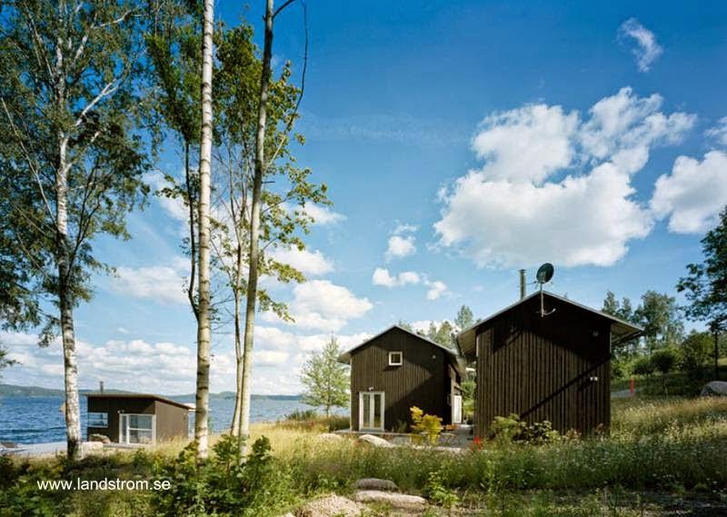 Villa contemporánea sueca