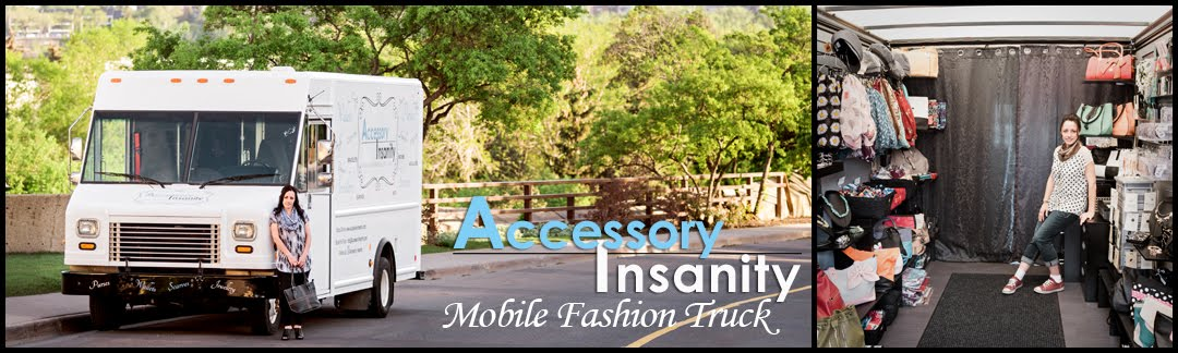 Accessory Insanity Fashion Truck Edmonton Locations and Dates