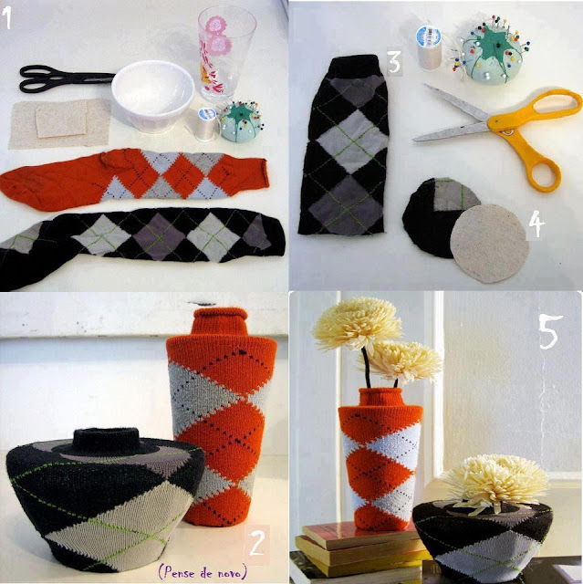 Come riciclare un calzino | How to recycle a sock