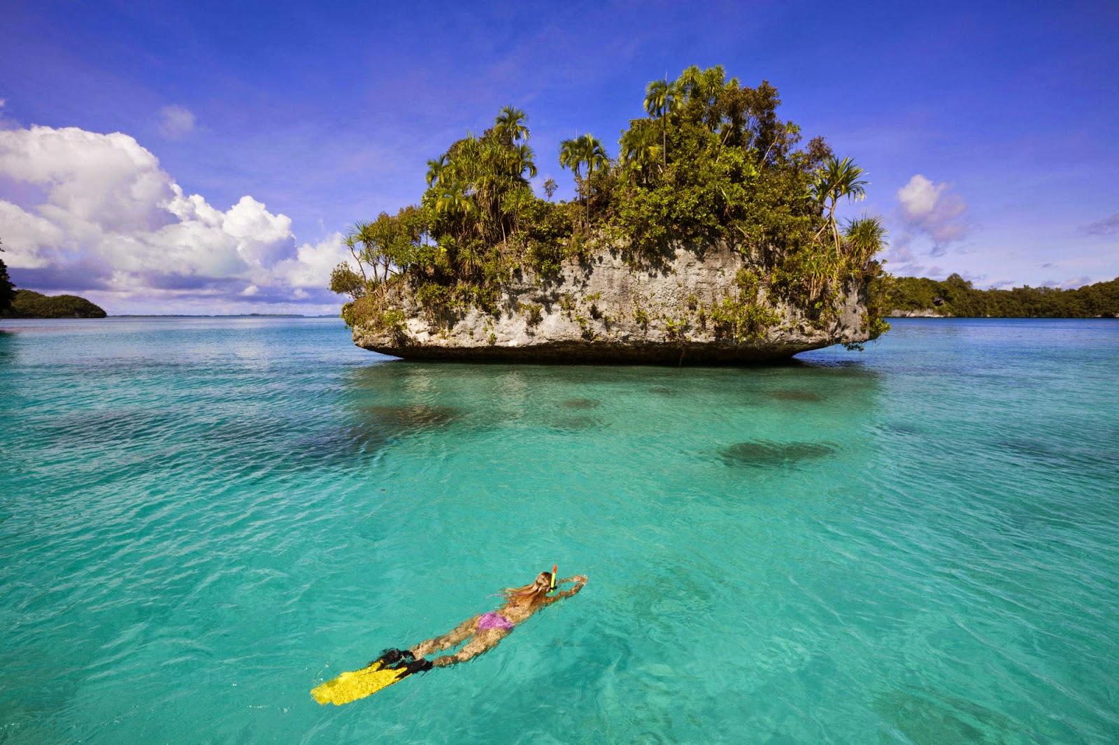 Os 10 lugares mais lindos do planeta