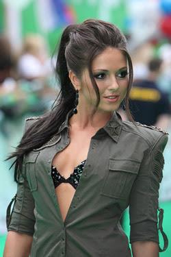 Top 25 Sexiest women Singers Alive 2012 Nyusha
