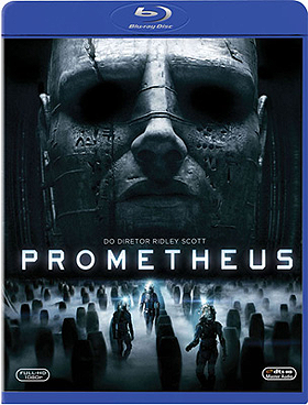Filme Poster Prometheus BDRip XviD Dual Audio &amp; RMVB Dublado
