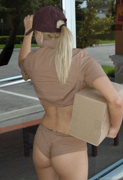 UPS new uniform