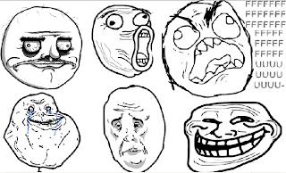 emoticon meme msn