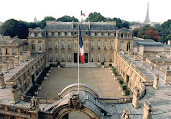 Le Palais de l'Elysee