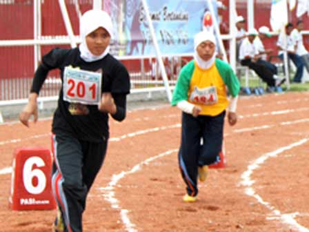 Olahraga Lari Jarak Jauh Adalah