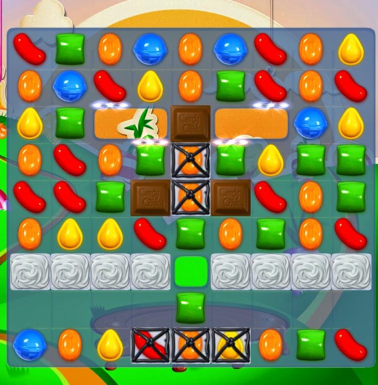 Candy Crush Saga Niveau 67