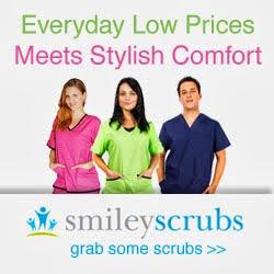 Smiley Scrubs