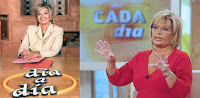 María Teresa Campos presentó Día a día (T5) y Cada día (A3)