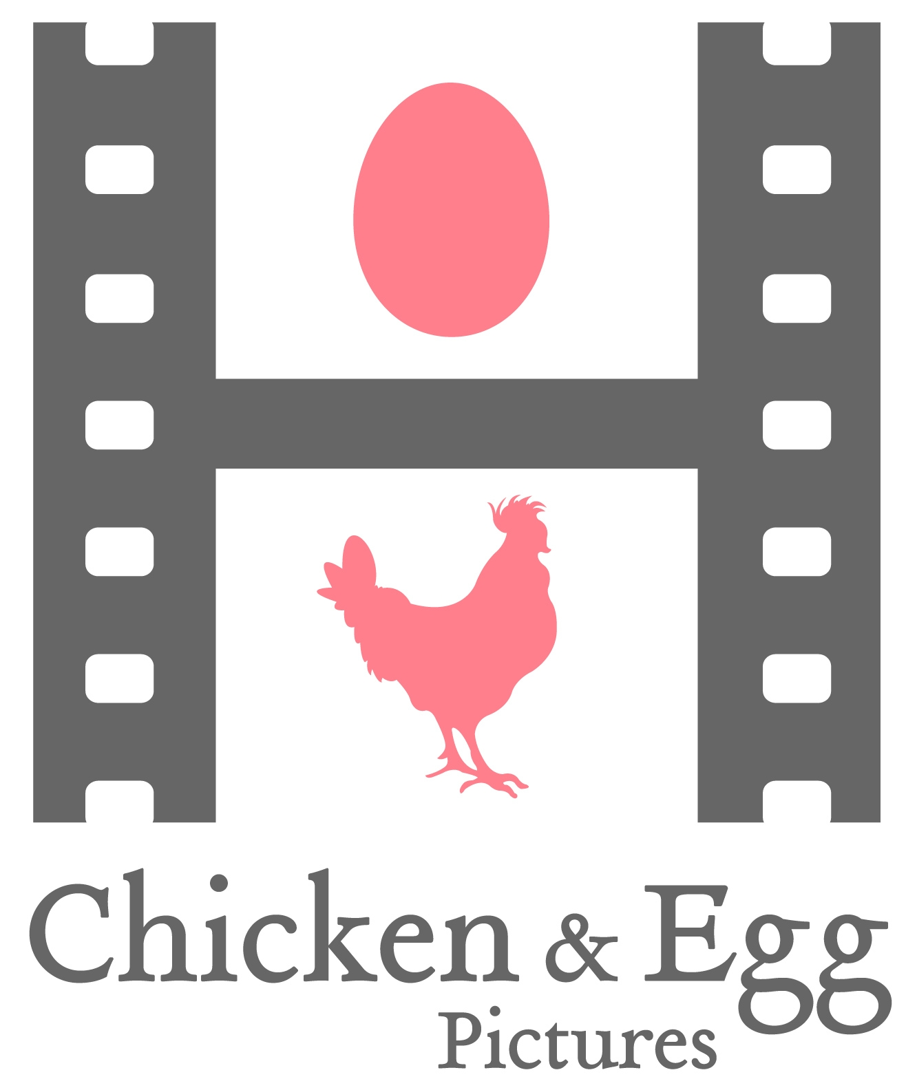 Chicken and Egg Logo